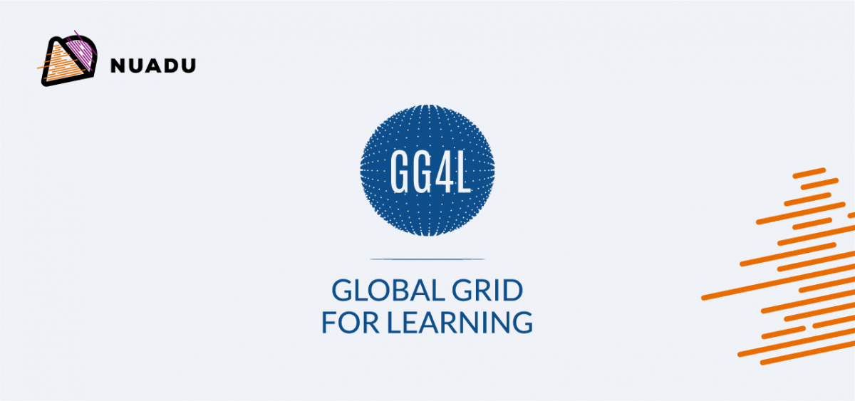 Global Grid for Learning - NUADU joins the project