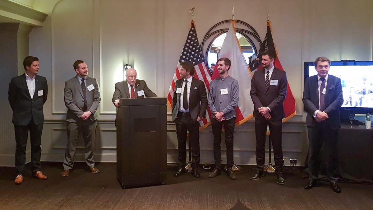 NUADU takes Trade Mission to north Carolina