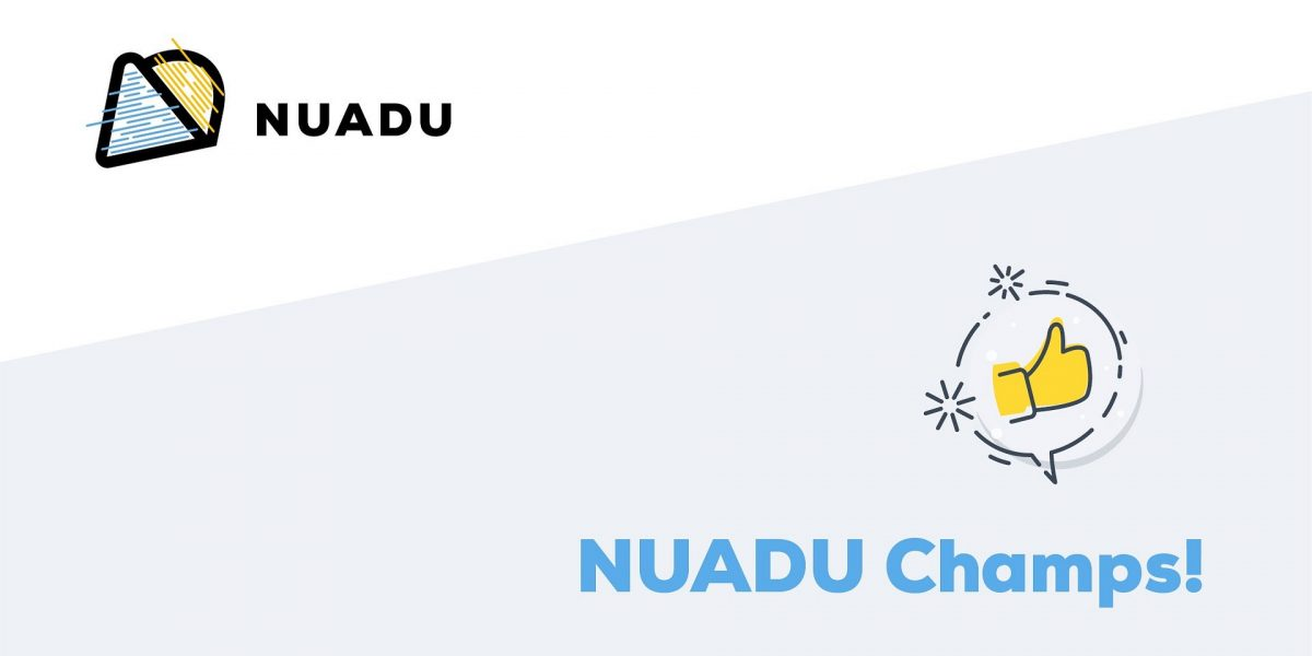 NUADU champs