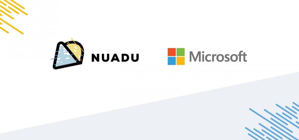 NUADU as a part of Microsoft EduDays