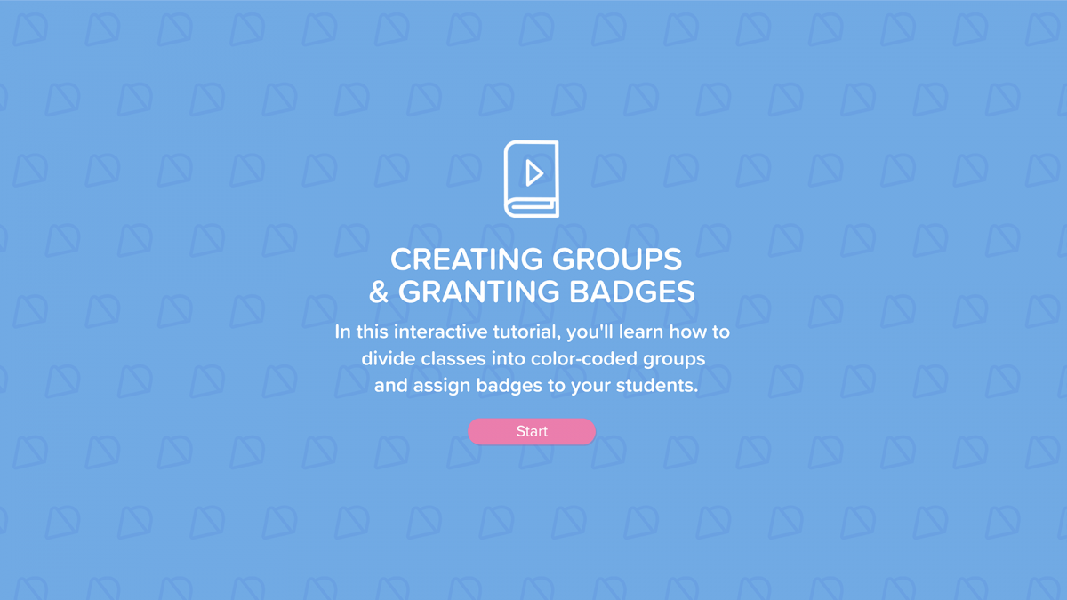 How to create Groups and badges in NUADU